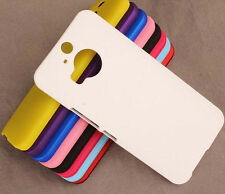 For HTC One M9Plus M9+ Snap On Rubberized Matte Hard Case cover