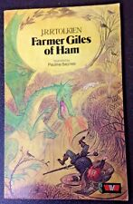 J.R.R. TOLKIEN - FARMER GILES OF HAM Illustrated Fantasy p/b