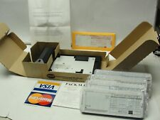 Brand New Addressograph  Manual Credit Card Imprint Machine Model 2010 W/ Slips.