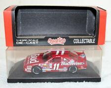 Quartzo 2011 Bill Elliott #11 Budweiser Ford Thunderbird 1/43 Scale Die-Cast NIB