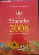 Children's Encyclopaedia Britannica 2008 PC GAME