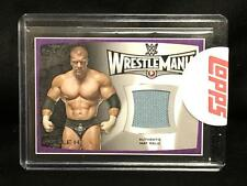 Topps WWE 2015 TOPPS Wrestlemania 31 Event Used Mat Relic Triple H AWESOME - WWF
