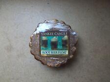 Yankee Candle USA RARE Root Beer Float Wax tart