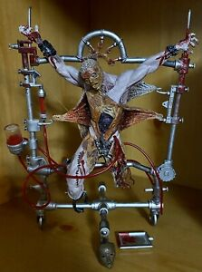 Moribundi action figure Clive Baker's Tortured Souls 2 The Fallen McFarlane Toy