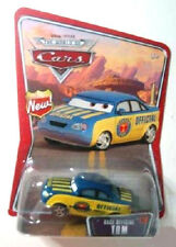 NEU DISNEY CARS 1:55 TOM PISTON CUP RACE OFFICIAL - OVP