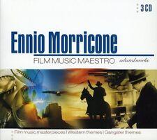 Ennio Morricone - Film Music Maestro (Original Soundtrack) [New CD] Holland - Im