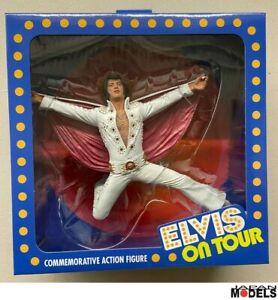 ELVIS PRESLEY Live in '72 On Tour Commemorative Action Figure - statua Neca 18cm