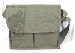 Tactical Tailor Claymore Satchel Shoulder Bag (IV Bag) - ranger green