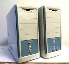 Coppia di case ENERMAX CS-5866PW3 con alimentatori originali Enermax 350W ATX