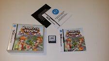 Harvest Moon: Le conte de deux villes (Nintendo DS) version européenne