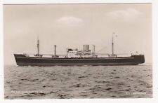 East Asiatic Company, M.S. Mongolia Shipping Rp Postcard, Us006