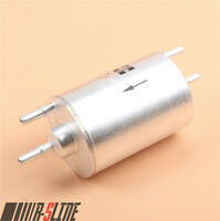 4 BAR Fuel Filter W/ Pressure Regulator For AUDI A4 Quattro S4 B6 B7 Exeo 1.8T