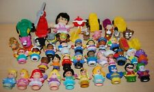 Lot of 48 Fisher Price Little People Animals Vehicles People