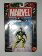 Toy-Biz 71100 Marvel Die-cast poseable action (2002) - X-Men Cyclope - Ciclope