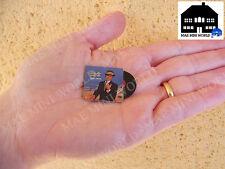 Record Album miniature. Frank Sinatra reproduction. 1/12th scale