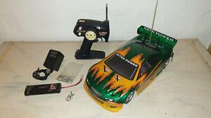 vintage Boli Toys Tamiya TL-01 Mazda 6 ferngesteuertes Auto RTR