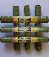 HEM PATCHOULI Incense Sticks Agarbatti 20 Stick/Pack Special Offer
