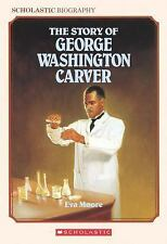 The Story Of George Washington Carver Moore, Eva Paperback