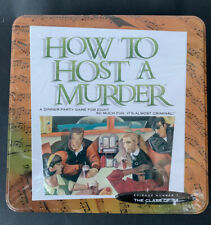 HOW TO HOST A MURDER Dinner Party Game Episode Number 7 The Class of '54 - New