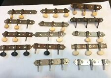 Luthier's Lot of Vintage Kluson Guitar Tuners & Box of Parts