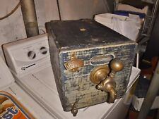 Antique Jockey Box Beer Soda Cooler Kegerator Bishop & Babcock Tap Vintage Bar