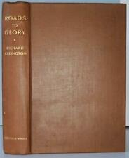 Roads to Glory by Richard Adlington, 1st edn 1930, FIRST WORLD WAR short stories