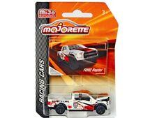Majorette 1/64 Racing Cars Ford F-150 Raptor (White) Diecast Model Car 4009MJ6
