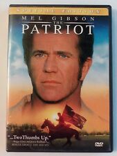 The Patriot - Mel Gibson - Region 1 English French Wide Screen