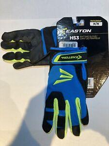 Easton HS3 Batting Gloves Youth Medium