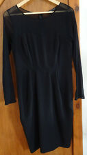 Marks and Spencer Limited Collection Black Dress 10