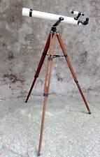 """Vintage-Telescopio Astronomico 60/710mm-Ottica Kenko-Koll-Anni 70/80""""-Japan-"""