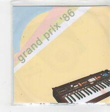 (FN229) Grand Prix 86, Everybody's Dancing - 2007 DJ CD