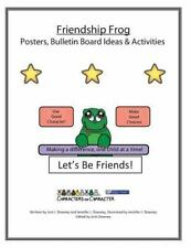 Friendship Frog Posters and Bulletin Board Ideas Activites by Joni Downey...