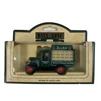 LLEDO-DAYS GONE-1928 Chevrolet Becks Beer Delivery Van MADE IN ENGLAND VINTAGE