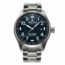 Alpina Men's Swiss Automatic Caliber Calendar Blue Dial 44mm Watch AL-525NN4S6B