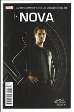 NOVA # 10 (MARVEL'S AGENTS OF S.H.I.E.L.D VARIANT, JAN 2014), NM NEW