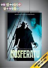 Nosferatu Classic Movie Original Poster