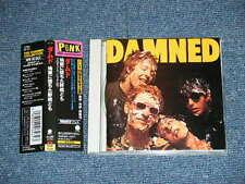DAMNED Japan 1996 NM CD+Obi DAMNED DAMNED DAMNED