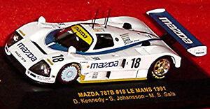 Mazda 787B Le Mans 1991 #18 Kennedy/ Johansson/ Sala 1:43 Ixo