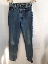 Mens Versace Jeans Blue Rinse Zip Fly W28 Vintage pockets
