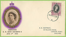 Royalty First Day Cover Bahamian Stamps (Pre-1973)