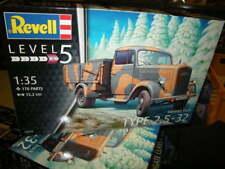 1:35 Revell Level 5 German Truck Type 2,5-32 Nr. 03250 OVP