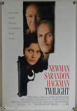 TWILIGHT DS ROLLED ORIG 1SH MOVIE POSTER PAUL NEWMAN GENE HACKMAN (1998)