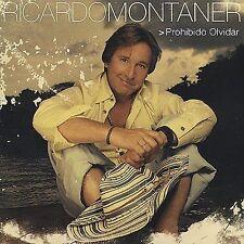 Prohibido Olvidar by Ricardo Montaner (CD, Jun-2003, WEA Latina) NEW
