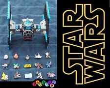 STAR WARS 15 pc Shoe Charms Complete Set fits croc jibbitz PLUS BONUS!