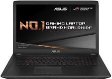 i7 3.8GHz Quad Core 17.3 Full HD Gaming Laptop 16GB 128GB SSD + 1TB GTX 1050 4GB