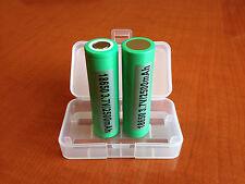 3x SAMSUNG 25R INR18650-25R 2500mAh 20A HighDrain IMR Rechargeable Battery Liion