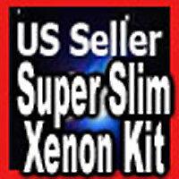Slim HID Xenon Kit 6K HB4 30K H3 9006 9003 H11 H7 9008