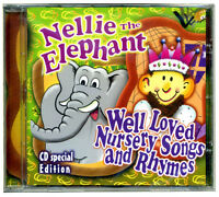 Nellie the Elephant & Well Loved Nursery Songs CD BRAND NEW FROM PUBLISHER