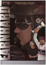DALE EARNHARDT SR COLLECTOR'S EDITION PHOTO FARWELL TO A LEGEND